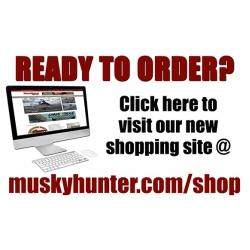 2021 Musky Hunter Calendar