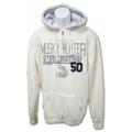 """""""Extreme 50"""" 1/4 zip hoodie - Cream color"""