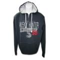 """Extreme 50"" 1/4 zip hoodie - Navy color"