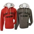 Quarter-Zip Hooded Sweatshirt