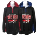 New Size! - 3X.  Quarter-Zip Sport Hoodies