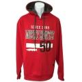 MHM Sport Hoodie - Red