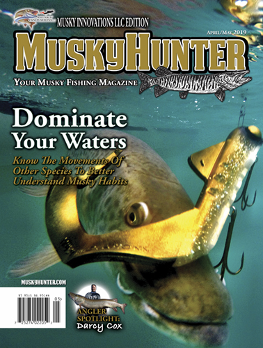 Musky Hunter Current Magazine